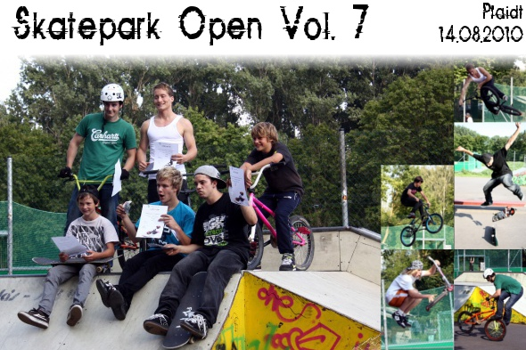 Skate Open Vol.7 Plaidt